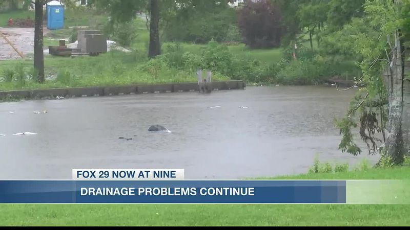 Mayor Hunter calls for support on drainage funding