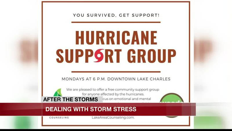 The community support group is free and will be held on Mondays at 6:00 p.m.