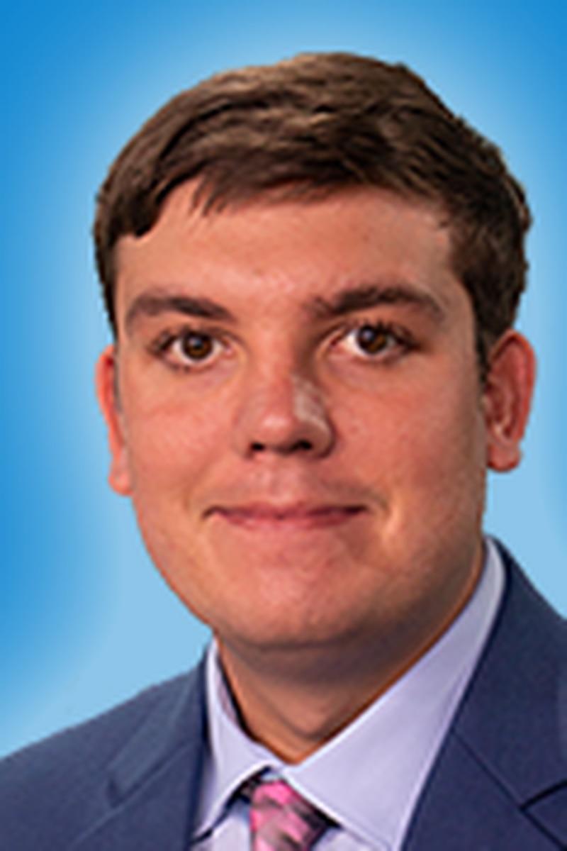 Headshot of Jacob Durham, Meteorologist